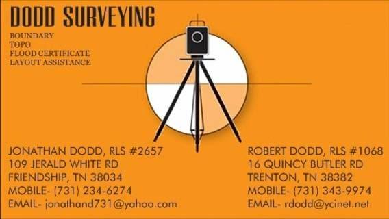 Dodd Surveying