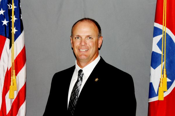 Sheriff Paul Thomas