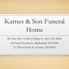 Karnes & Son Funeral Home